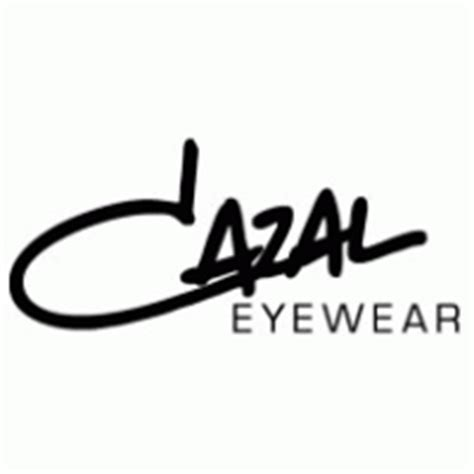 cazal eyewear brands of the world vector