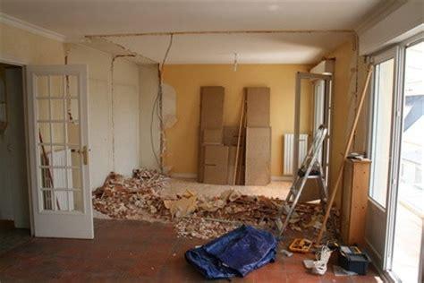 Casser Un Mur Non Porteur 1281 by Casser Un Mur Porteur Les 233 224 Respecter