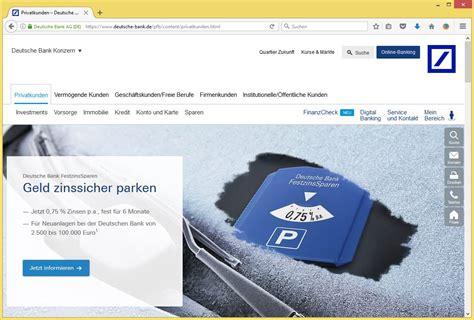 deutsche bank unterkonto deutsche bankengemeinschaft sicherheitscenter deutsche