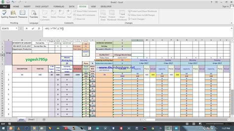 Production Planning Excel Template Gecce Tackletarts Co Production Planning Templates For Free In Excel