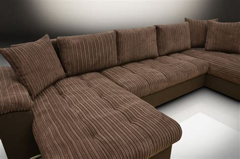 double chaise sofa double chaise corner sofa bed group eric l h cord fabric