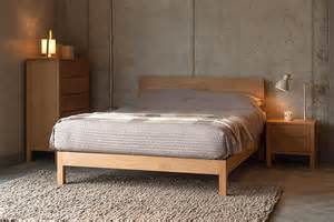 malabar contemporary wooden bed bed company