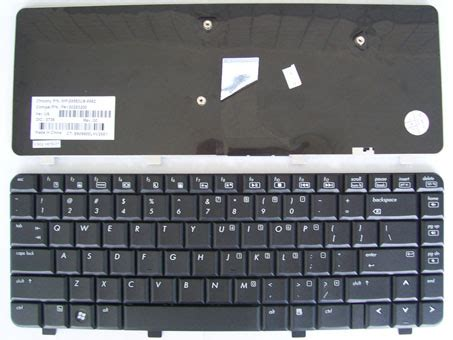 Keyboard Laptop Compaq Presario C700 original compaq presario c700 laptop keyboard
