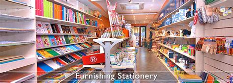 Furniture For Shop Furniture Furnishings And Fittings Of Stationery Shops