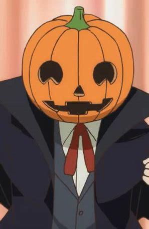 Anime Pumpkin by Pumpkin Damashigami Anime Planet