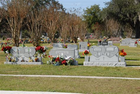 Garden Of Memories Ta Fl by Osceola Memory Gardens Cemetery Funeral Homes Crematory