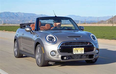 2020 Mini Cooper Convertible S by 2020 Mini Cooper Convertible Review And Specs Car For Review