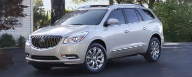 Buick Enclave Build Your Own 2017 Buick Enclave Crossover Suv Gm Fleet