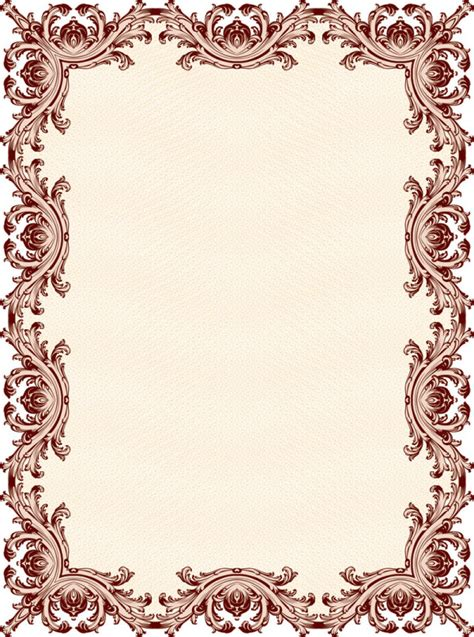 pattern frame vector classic security pattern border 01 vector download free
