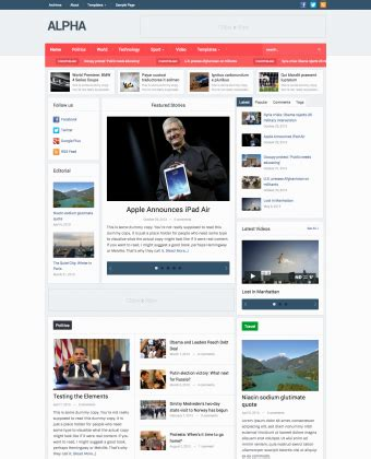 newspaper theme squarespace lovely best wordpress news themes 2014 pictures