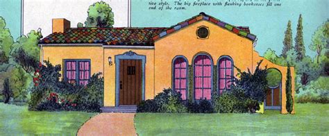 spanish revival colors spanish revival architecture and design on pinterest