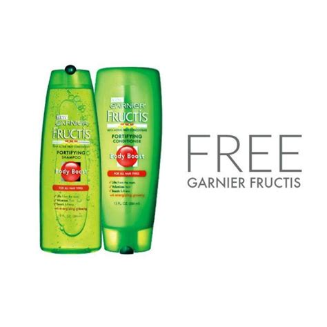 can african americans use garnier fructis free garnier fructis shoo conditioner at cvs