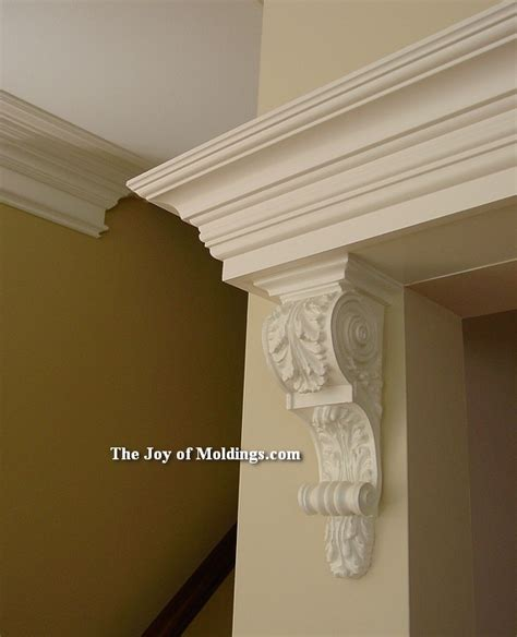 Door Crown Molding by How To Cut Crown Molding For Cathedral Studio Design