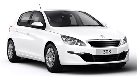 peugeot announces drive away pricing for 308 access car