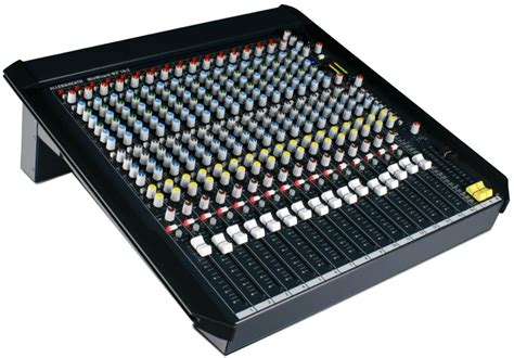 Mixer Allen Heath 16 Ch allen and heath mixwizard wz4 16 2 mixer 16 channel zzounds