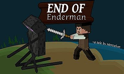 where i end a story of tragedy and rebellious books the end of enderman a tragedy minecraft