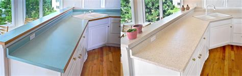 Countertop Restoration by 8 Beautiful Kitchen Countertop Transformations