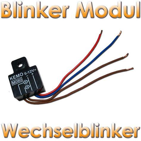 Modul Strobo Flasher 12v Dc led blinker blinkgeber modul kemo m080 6 12v dc leds ebay