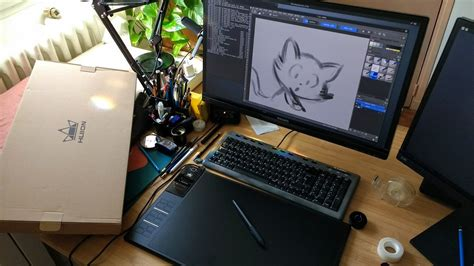 painting for tablet setup huion giano wh1409 tablet on linux mint 18 1 ubuntu