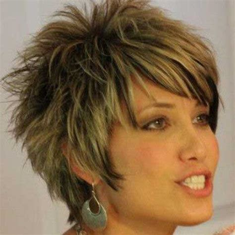 short sassy hair cuts for women over 50 with thinning hairnatural 10 short and sassy haircuts short hairstyles 2016 2017