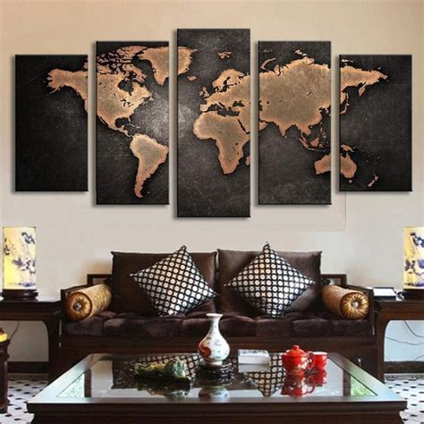 worldly decor best 25 map wall decor ideas on pinterest map wall art