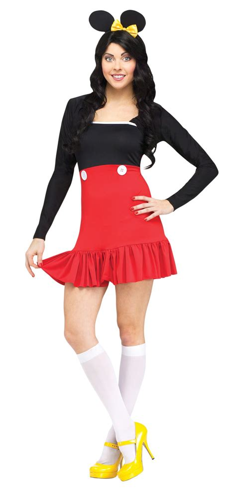 mickey mouse costume miss mickey mouse costume mr costumes