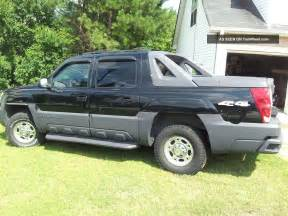 2002 chevrolet avalanche 2500 base crew cab 4