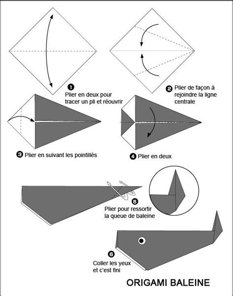 Le Origami - 25 best ideas about origami facile on pliage