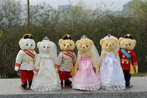 wedding bears plush graduation plush teddy wedding buy
