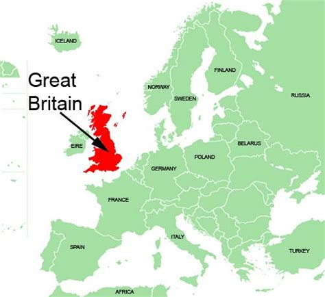 map of britain and europe facts learn about the country of