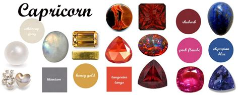 capricorn color capricorn zodiac gemstones and pantone color matches