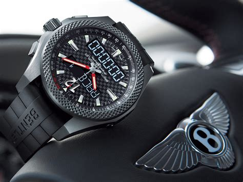 breitling bentley breitling bentley supersports b55 ablogtowatch