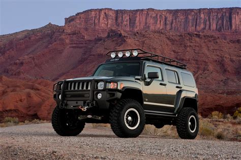 hummer jeep black black hummer h3 wallpaper image 13