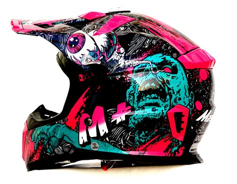 motocross gear monster 100 pink motocross gear 2018 troy lee designs tld