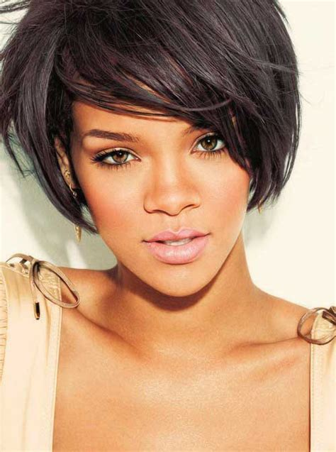 25 pictures of pixie haircuts rihanna short bob haircut 2016 15 best rihanna bob haircuts bob hairstyles 2017 short