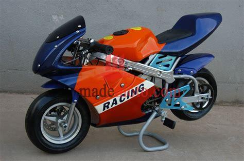 Suzuki Pocket Bikes Gas Powered Pocket Bike With 47cc Gasoline Engine