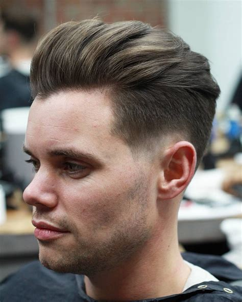 is there another word for pompadour hairstyle men as my hairdresser dont no what it is pompadour hairstyles for men