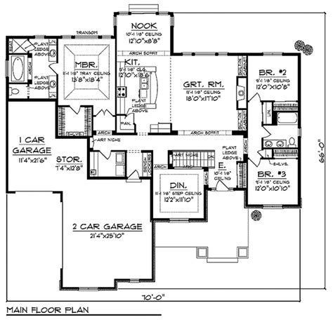 craftsman style home floor plans bungalow style homes floor plans craftsman style house