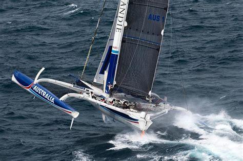sailing boat jobs australia sydney international boat show of skiffs on steroids and