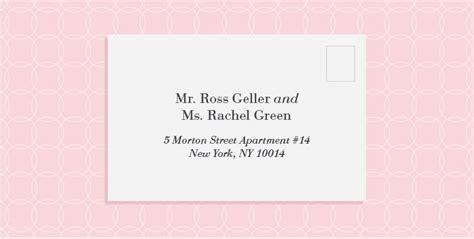 correct way of addressing wedding invitations 2 how to properly address your wedding invitations wedding invitation etiquette wedding paper
