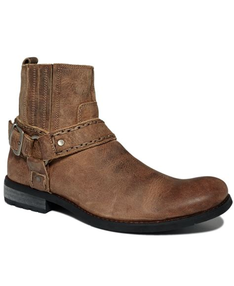 bed stu men s shoes lyst bed stu bed stu innovator boots in brown for men