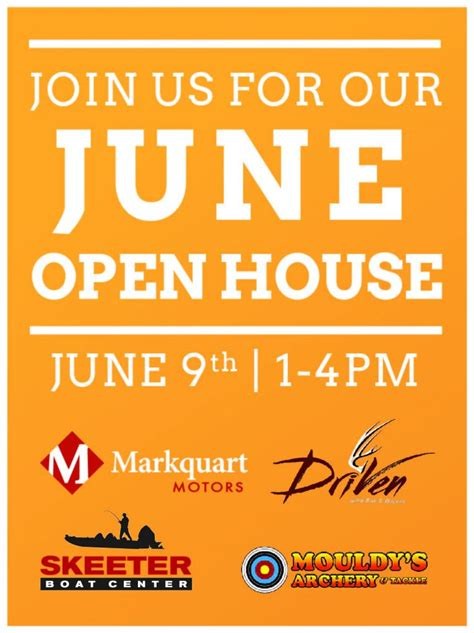 skeeter boat center open house june open house with driven tv with pat nicole