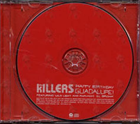 happy birthday guadalupe mp3 download killers the happy birthday guadalupe cd single ep