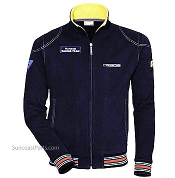 design jaket racing porsche martini racing sweat jacket 139 95 porsche