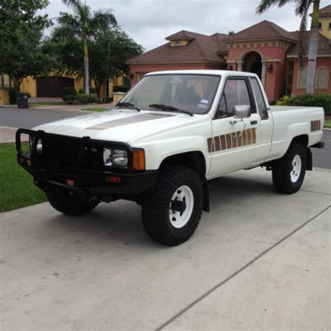 how petrol cars work 1989 toyota truck xtracab sr5 parental controls toyota pickup sr5 xtracab 4wd 1984 classic toyota other 1984 for sale