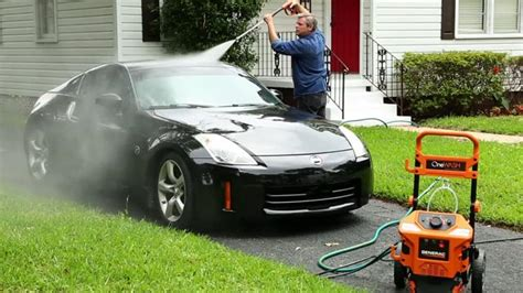 Reifendruck Auto by How To Clean Your Car Using A Pressure Washer Today S