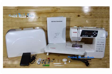 Special Mesin Jahit Janome 3160qdc Digital Portable Multifungsi Term pondok mesin jahit mesin jahit janome 3160 qdc mesin jahit quilting patchwork baru