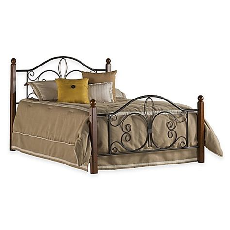 where to buy bed rails buy hillsdale milwaukee twin bed without rails in black
