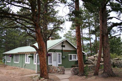 Estes Cabins by Estes Park In The Mountain Trips To Co
