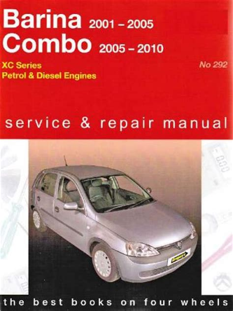 what is the best auto repair manual 2001 chrysler voyager electronic toll collection holden barina combo petrol diesel 2001 2010 sagin workshop car manuals repair books